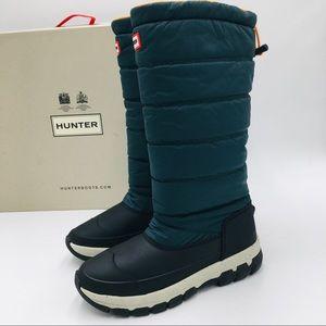 Hunter Original Insulated Tall Snow Boots